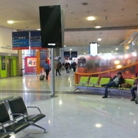Photo taken at Terminal 2D by Roman B. on 11/30/2012