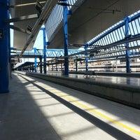 Photo taken at RENFE Estació Lleida - Pirineus by Federico S. on 7/6/2013