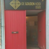 Photo taken at De Gouden Kooi - Escape games by Lennert V. on 8/26/2016