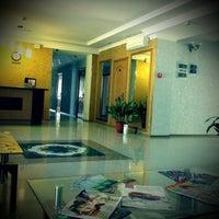 Photo taken at отель Феодосия by Светлана Е. on 8/19/2013