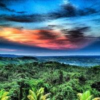 Photo taken at Hacienda Santa Elena by Maximiliano H. on 11/17/2012