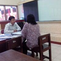 Photo taken at Sekolah Pangudi Luhur by Aloysius A. on 4/6/2013