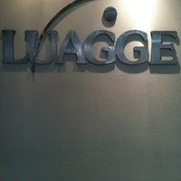 Photo taken at Luagge Imóveis by Thaís D. on 11/16/2012