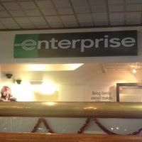 Photo taken at Enterprise Rent-A-Car by Karla H. on 1/2/2013