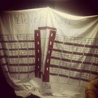 Photo taken at Biever Hall - Loyola University by Olia F. on 3/11/2013