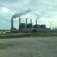 Photo taken at Winyah Generating Station by White Rose on 5/14/2014