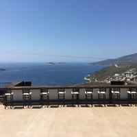 Photo taken at Mediteran Hotel by mert t. on 9/6/2017
