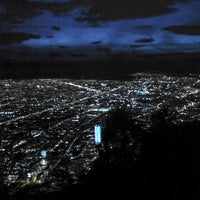 Photo taken at Monserrate by Francisco R. on 6/27/2013