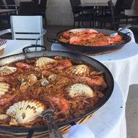 Foto tomada en Restaurant Racó del Riu por Sergio T. el 4/22/2017