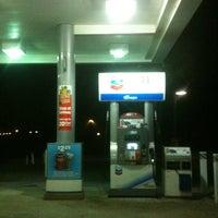 Photo taken at Chevron by E-Money $. on 4/22/2013