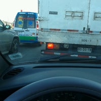 Photo taken at Autopista Central by Angelo E. on 12/14/2012
