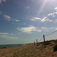 Photo taken at Prat Beach by Marc d. on 6/15/2013