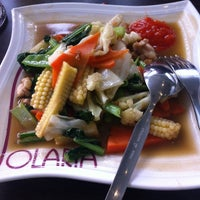 Photo taken at Solaria by AD PERMADI A. on 4/27/2014