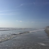 Photo taken at Neptune Beach, FL by Alex P. on 3/30/2017