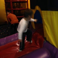 Photo taken at Pump It Up by Carli G. on 11/24/2013