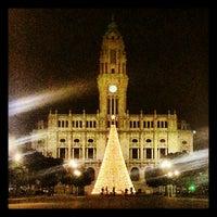 Foto tirada no(a) Avenida dos Aliados por Tiago P. em 12/28/2012