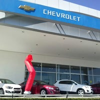 Photo taken at Chevrolet by Lic Jerry M. on 8/17/2013