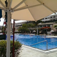 Photo taken at Hotel Costa Calero by Colm S. on 6/30/2014