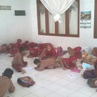 Photo taken at Masjid Raya Jatimulya by Didit Y. on 5/7/2013