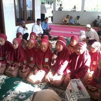 Photo taken at Masjid Raya Jatimulya by Didit Y. on 2/3/2013