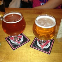Photo taken at Mountain Sun Pub & Brewery by Julie C. on 3/13/2013