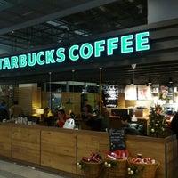 Photo taken at Starbucks by Mika H. on 1/4/2013