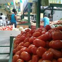 Photo taken at Mercado São Sebastião by Georgia D. on 7/6/2013