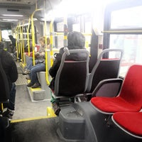 Photo taken at TTC Bus #29 Dufferin by Philip P. on 3/28/2014