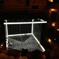 7/5/2013 tarihinde Vivziyaretçi tarafından Apollo Theatre'de çekilen fotoğraf