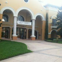 Photo taken at UCF Rosen College of Hospitality Management by Mercédes Y. on 2/25/2013