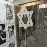 Photo taken at Museo del Holocausto-Shoá Buenos Aires by Luiz M. on 4/8/2013