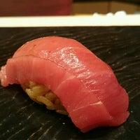 Photo taken at Sushi Tokami by fuji 鶏. on 10/27/2016