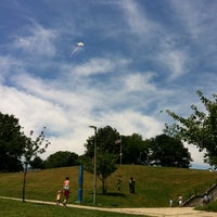 Photo taken at Ronan Park by Rosanne F. on 6/28/2014