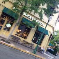 Photo taken at Starbucks by Cris D. on 7/2/2013
