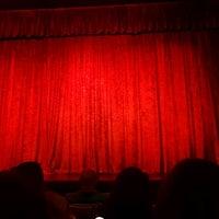 Photo taken at Teatro Lucho Barahona by Adri M. on 5/27/2017