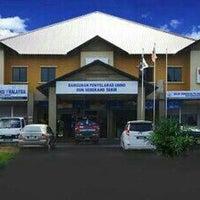 Photo taken at Pusat Rehabilitasi 1Malaysia DUN Seberang Takir by Noor Aminuddin on 2/9/2013