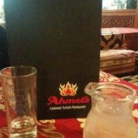 Photo taken at Ahmet's Turkish Restaurant by Lavanya W. on 1/1/2016