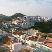 Photo taken at Frigiliana by Sung Hwan L. on 8/2/2017