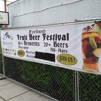 Photo taken at Portland Fruit Beer Festival #pfbf17 by Jeremy K. on 6/9/2012