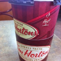 Photo taken at Tim Hortons by Jimmy K. on 11/3/2011