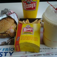 Photo taken at Wendy's by Billy on 9/7/2011