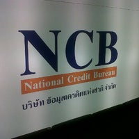 Photo taken at National Credit Bureau (NCB), GHB Branch by Chayut 7. on 1/23/2012