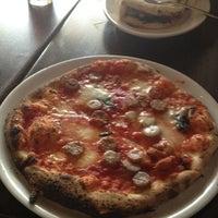 Photo taken at Bavaro's Pizza Napoletana & Pastaria by Willie B. on 5/17/2012