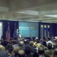 Photo taken at Buffalo Niagara Convention Center by Buffalo Niagara E. on 1/25/2012