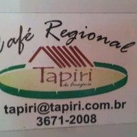 Photo taken at Café Regional Tapiri da Amazônia by Igor M. on 10/23/2011