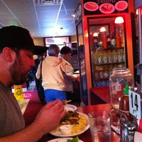 Photo taken at Shish Kabob Grill by Luke H. on 5/18/2011