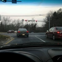 Photo taken at Belair Rd & Dunfield by Andre L. on 1/9/2012