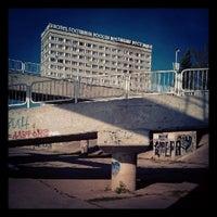 Photo taken at Samara River Terminal by Evgeny B. on 8/13/2012