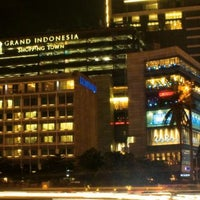 photo taken at grand indonesia shopping town by natasya f on 6 13