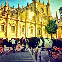 Photo taken at Seville by Sarah Y. on 10/4/2012